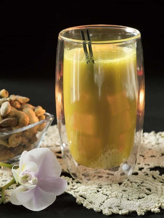 Spiced Turmeric Latte