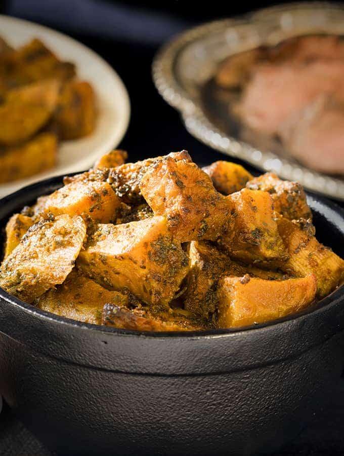 Chermoula Roasted Beets Recipe