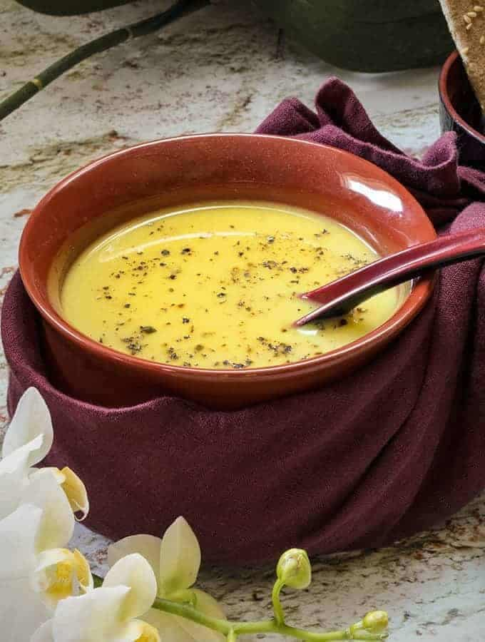 Indian Dal Soup