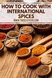 Cooking with Spices