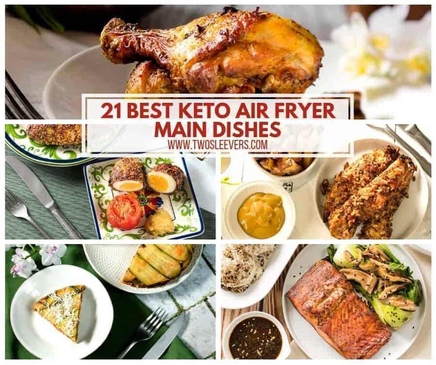 Keto Air Fryer Main Dishes   21 Best Air Fryer Keto Recipes