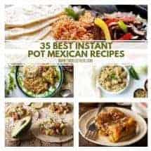 Instant Pot Mexican Recipes