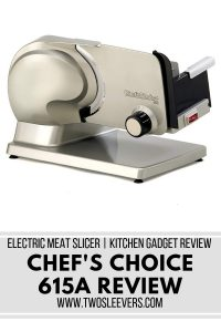 Chef's Choice 615A Review