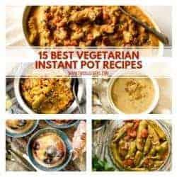 Vegetarian Instant Pot