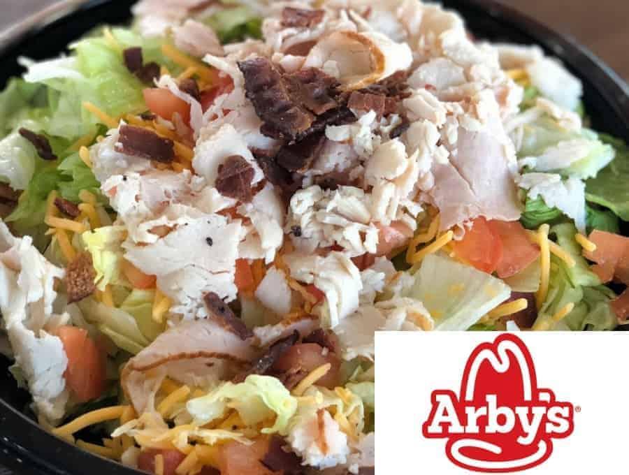 Arby's Salad