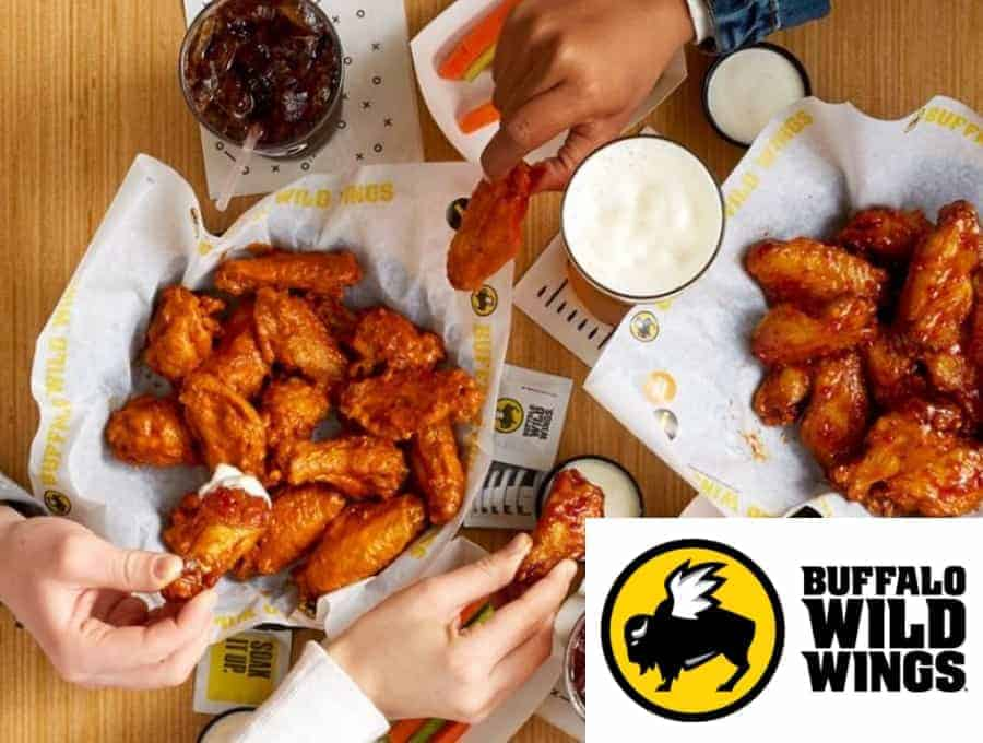 Buffalo Wild Wings Buffalo Wings