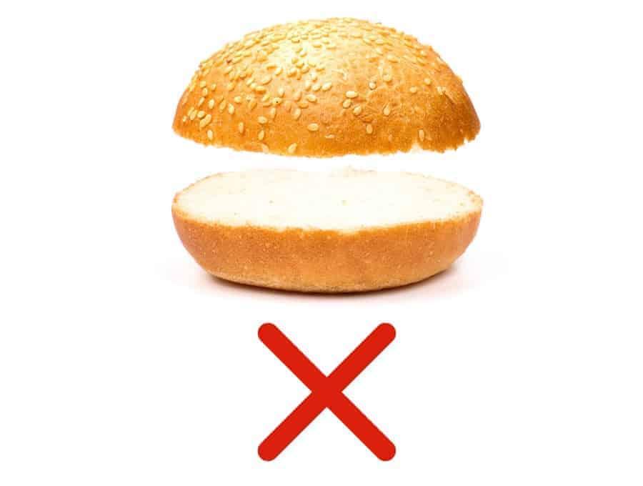 No Bun or Bread