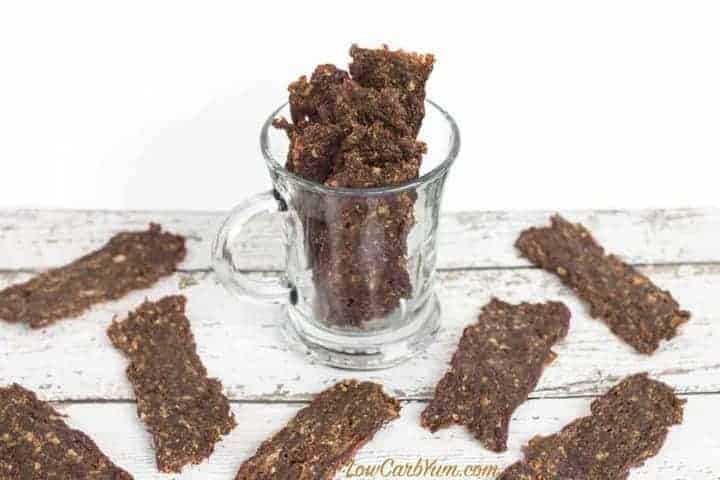 Ground Beef Jerky Recipe with Hamburger or Venison