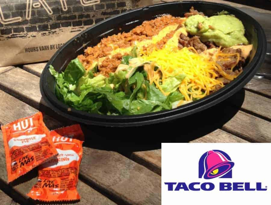 Taco Bell Power Bowl