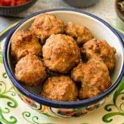 Taco Meatballs