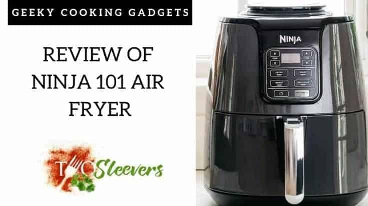 Review of the Ninja Air Fryer 100