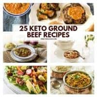 Keto Ground Beef Recipes