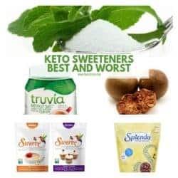 Keto Sweeteners