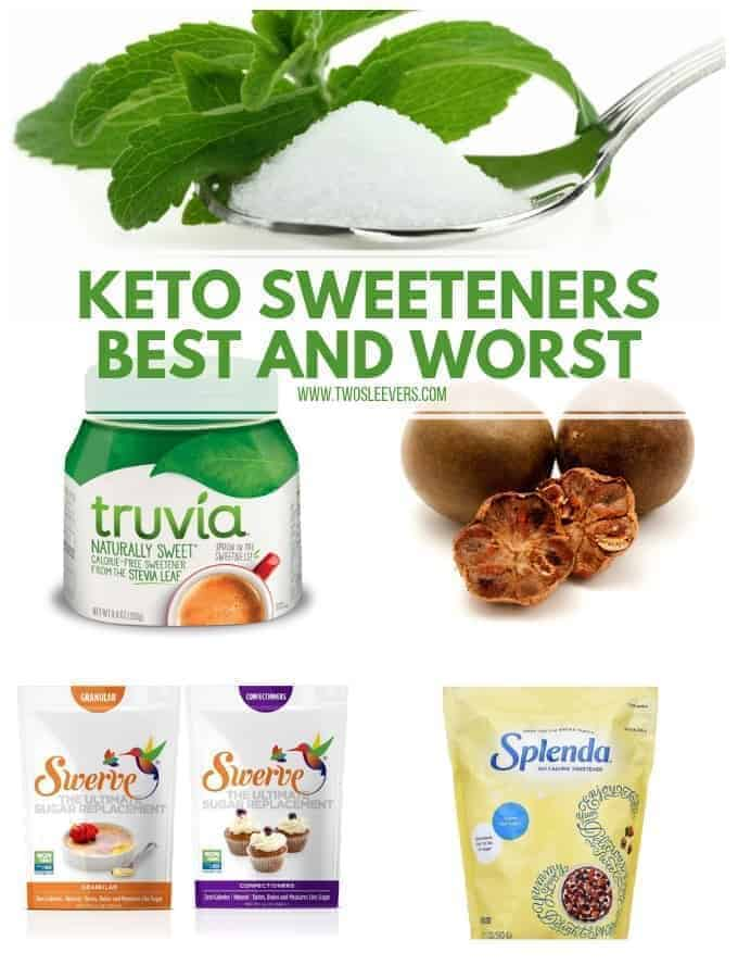 what vegetables are included in keto diet
