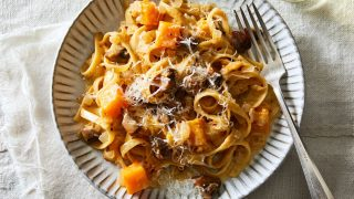 Cheesy Butternut Squash Alfredo & 11 Other Quick Instant Pot Dinners