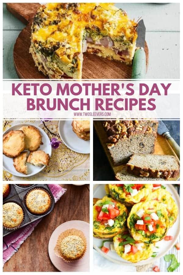 Keto Mother's Day Brunch