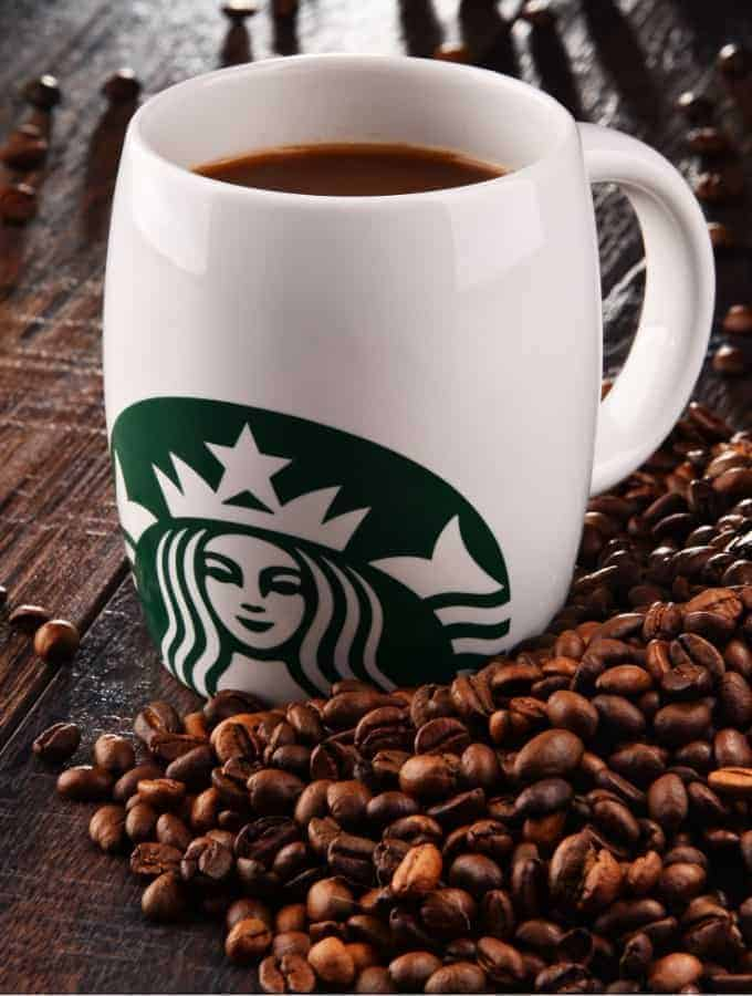 Low carb starbucks