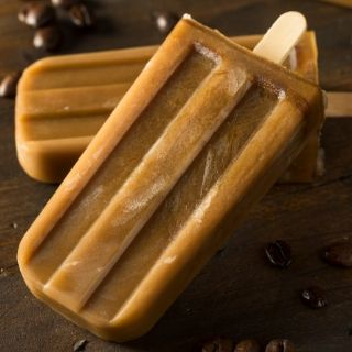 Bulletproof Coffee Popsicles