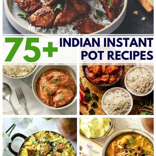 Indian instant pot recipes