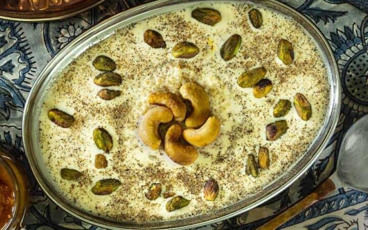 Instant Pot Quinoa Pudding | Quinoa Kheer