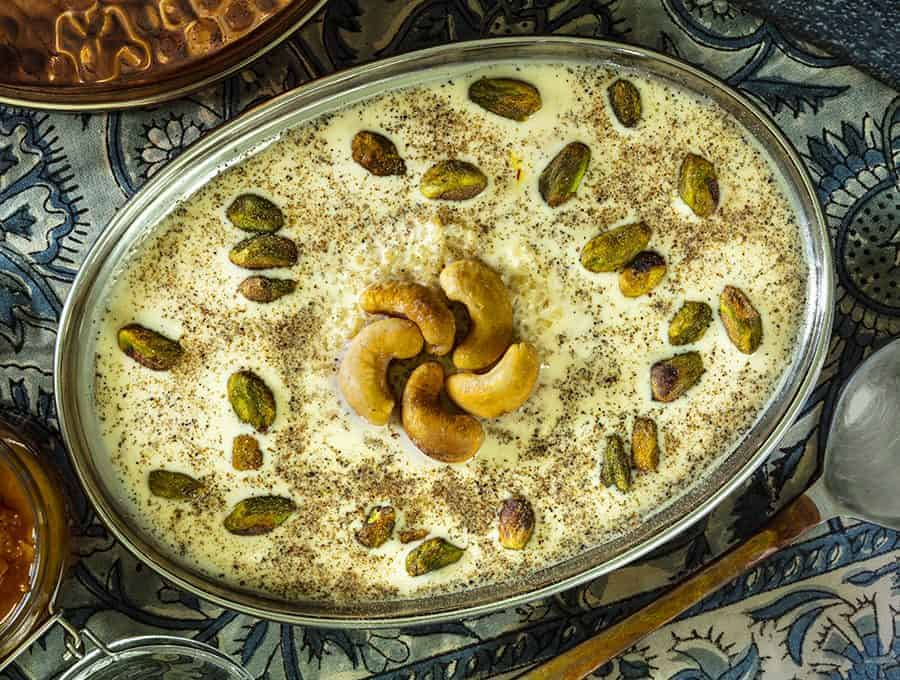 Instant Pot Quinoa Pudding or Quinoa Kheer.
