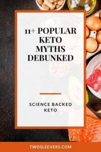 Popular Keto Myths debunked