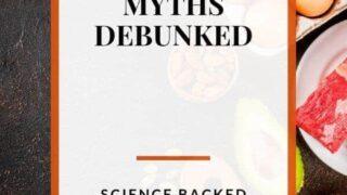 11 Popular Keto Myths Debunked