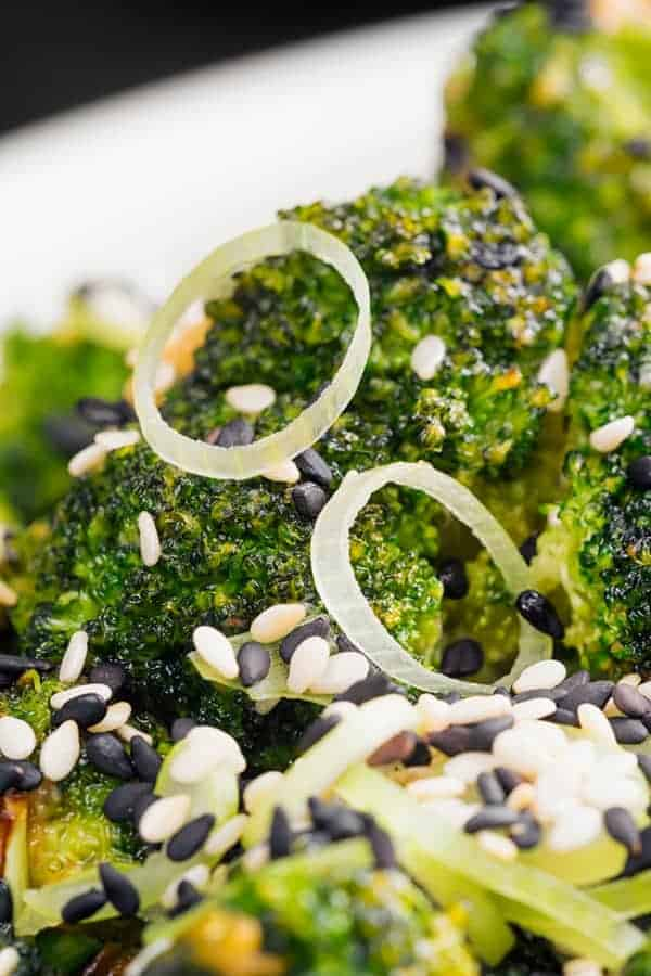 Sesame Ginger Broccoli