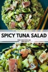 Spicy Tuna Salad Pinterest 2