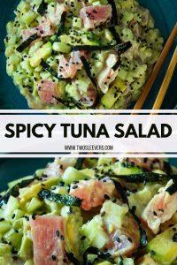 Spicy Tuna Salad Pinterest 2