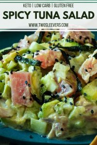 Spicy Tuna Salad Pinterest 1
