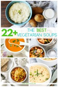 Vegetarian Soup Recipes