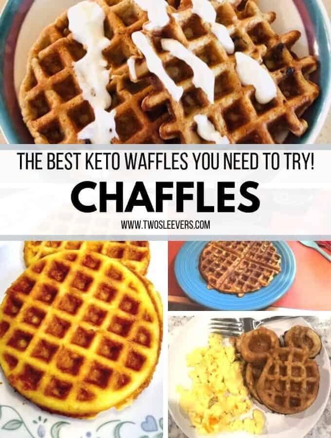 chaffles