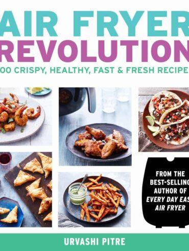 air fryer revolution cover
