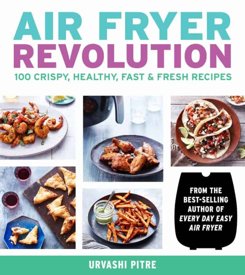 air fryer revolution cover