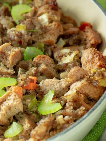 Keto Stuffing Featured Image