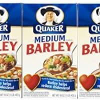 Quaker Medium Pearled Barley 16 Oz (Pack of 3)