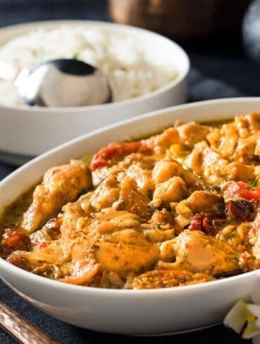 Basil Pesto Chicken Featured Image