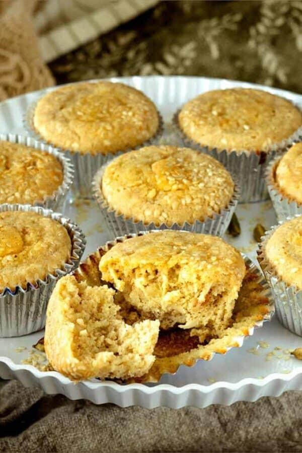 Cardamom Cupcakes Recipe