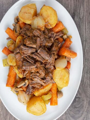 Instant Pot Pot Roast Featured Image