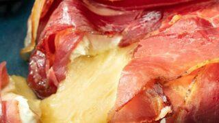 Prosciutto Wrapped Brie