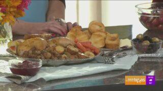 Thanksgiving Dinner Air Fryer Style