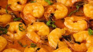 Easy Shrimp Scampi | Low Carb & Fast