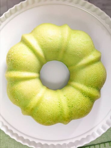 Pandan Cake Featured Image