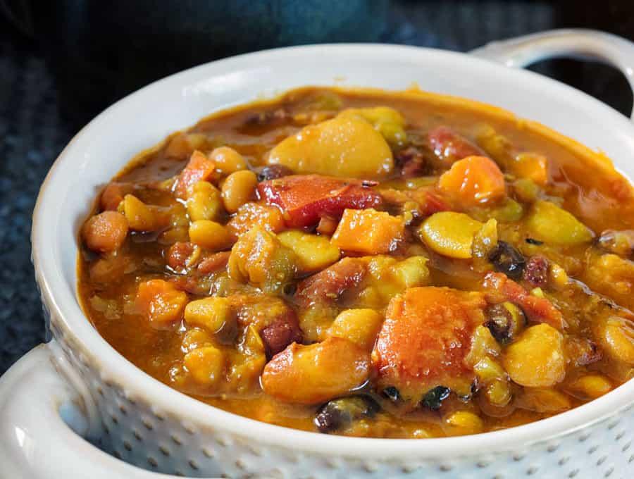 Instant Pot Harira Soup Wide