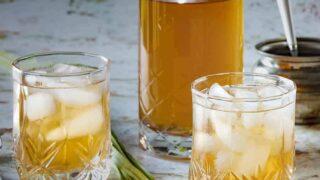 Lemongrass Tea with Ginger