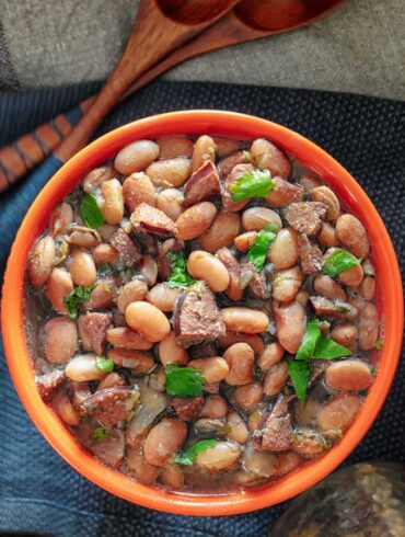 Instant Pot Pinto Beans Featured Image
