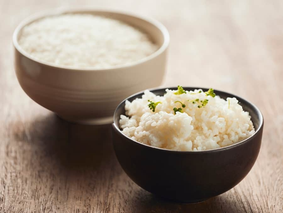 Instant Pot Jasmine Rice Wide