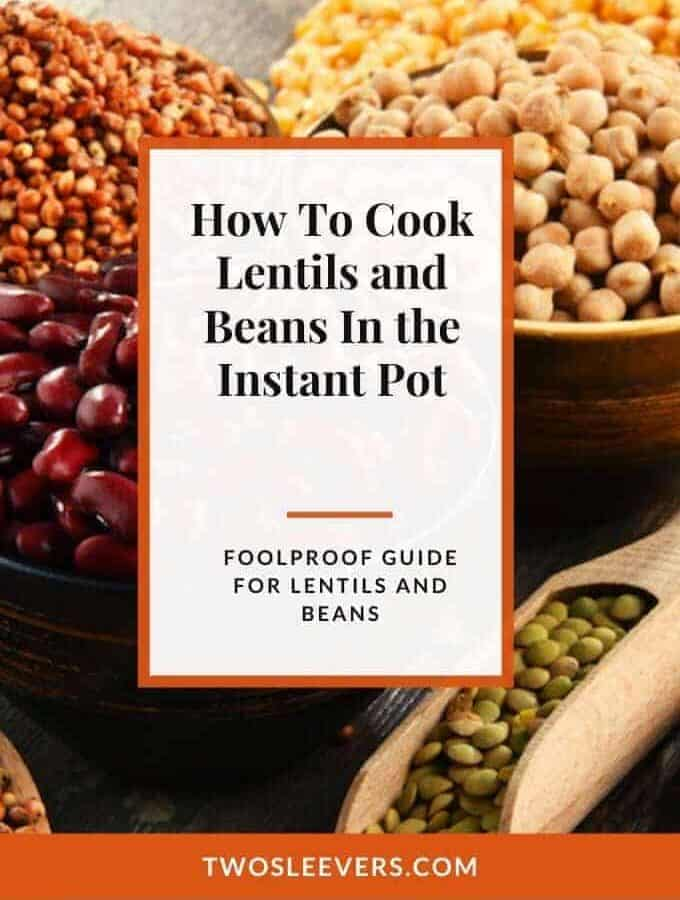 How to Cook Beans in the Instant Pot|Perfect Instant Pot Beans