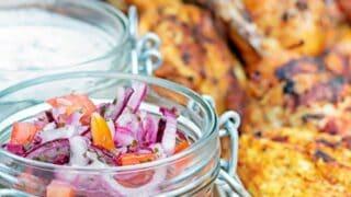 Perfect Indian BBQ Tandoori Chicken Recipe